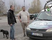 Állatmentő autó, állatvédő adomány